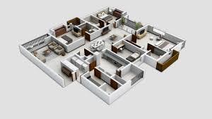 4 bedroom floor plans roomsketcher 4 bedroom small house plans 3d