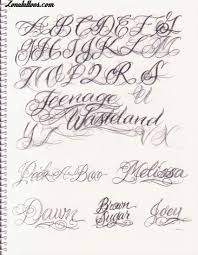 imagenes goticas letras para realizar letras goticas cursivas caligrafia ideas de tatuajes