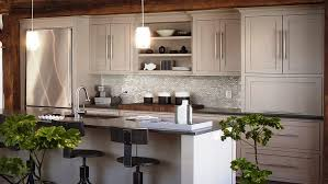 Kitchen Wall Ceramic Tile - backsplash designs long white counter with pink led and breakfast