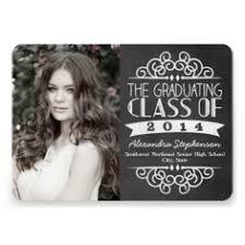 grad announcement cards photo graduation announcement invitation you print
