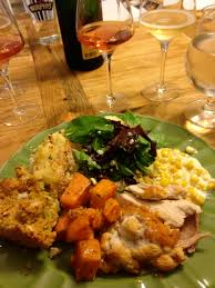 a fantastic pre thanksgiving dinner lori s twisted cork spork