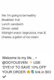 Fruit Salad For Dinner Meme - 25 best memes about lunch lunch memes