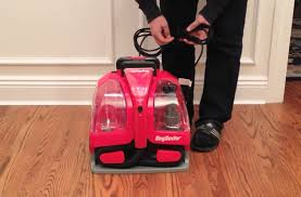 brand new rugdoctor portable carpet cleaner youtube
