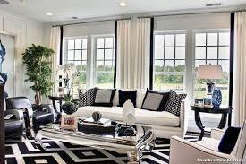 model chambre chambre noir et blanc with contemporain entrée décoration de la