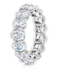 oval cut diamond oval cut diamond eternity band cellini cellini jewelers