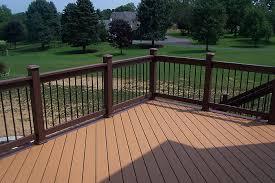 deck spindles cheap deck design and ideas