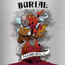 beer can cartoon sitting down with the artist behind burial beer u0027s iconic beer cans