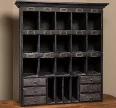 Vintage Desk Organizer Vintage Mail Sorter Wooden Desk Organizer Cubby Shelf Antique