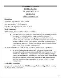 resume u0027 u0026 cover letter capstone project