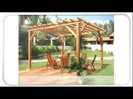 Patio Chairs Wood Inexpensive Furniture Wood Patio Furniture Youtube