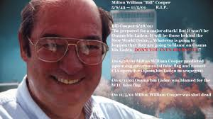 bill cooper was killed shortly after predicting 9 11 and naming