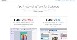 prototyping tools from quick and dirty wireframes to functional