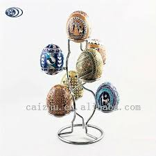 easter egg stands easter egg display stand view egg display stand caizhu product