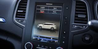 renault clio interior 2017 2017 skoda octavia rs wagon v renault megane gt wagon comparison