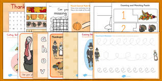 thanksgiving kindergarten teaching pack thanksgiving pack