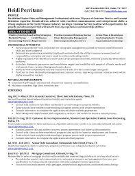 resume help sales