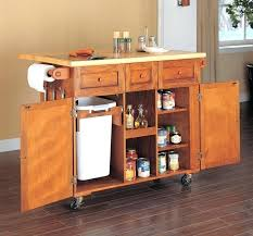 kitchen island trash bin kitchen island with garbage bin whitekitchencabinets org