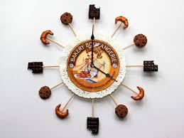montre de cuisine créez vous même votre horloge de cuisine les ateliers de mireiales