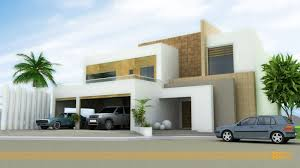 Ultra Modern Houses Top Outer Elevations Modern Houses Modern House Design Benefits