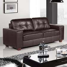 strada dark brown leather sofa collection interesting bedroom ideas