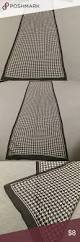 houndstooth home decor best 25 houndstooth scarf ideas on pinterest grey poncho