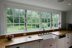 Kitchen Window Design Large Kitchen Window 2 Home Design Garden Architecture