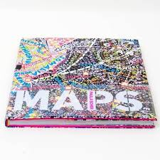 Map Book Maps Cool Hunting