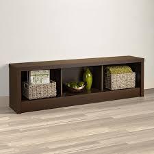 amazon com series 9 designer espresso storage bench kitchen