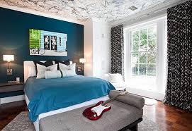 bedroom masculine midnight blue bedroom design ideas white