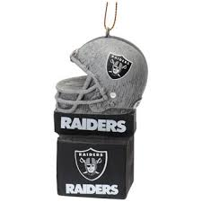 oakland raiders decorations gift bags ornaments