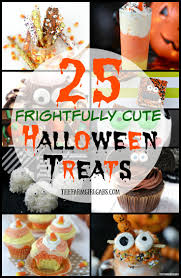 fun halloween appetizers candy corn cupcakes plus 25 frightfully cute halloween treats