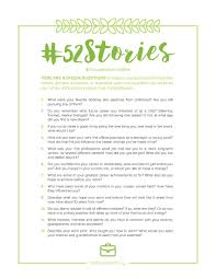 write your story in 2017 familysearch 52stories project