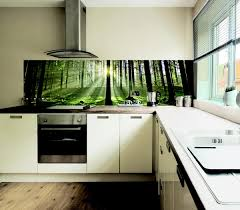 Glass Backsplashes For Kitchens Home Decorating Interior Design - Glass backsplash pictures