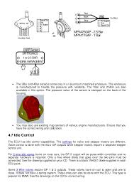 map sensor wiring diagram efcaviation com