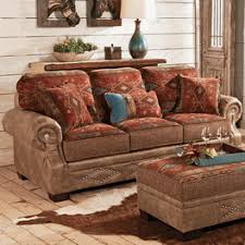 Western Living Room Furniture Western Furniture And Southwest Home Decor Lone Western Decor