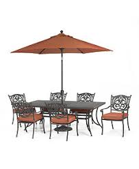 chateau outdoor dining collection created for macy u0027s furniture