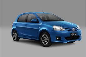 subaru biru indus motors will launch etios valco hatchback in pakistan