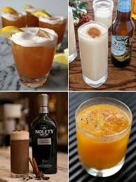 thanksgiving drink recipes cocktail mixes for 2016
