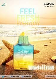 Parfum Gatsby Eau De Parfum about gatsby edp print ad contest gatsby indonesia