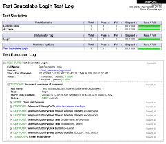 cross browser selenium testing with robot framework and sauce labs