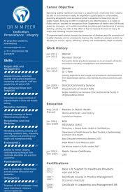 Professional Objective For Resume Dentist Resume Samples Visualcv Resume Samples Database