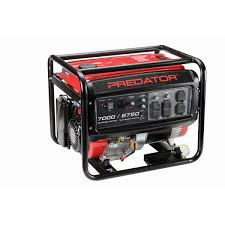 predator generators 68530 420cc 8750 watts max 7000 watts rated