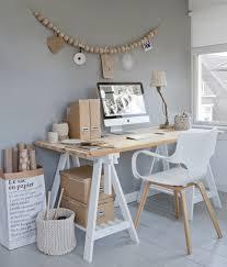 inspiration bureau nederlansk hjemmekontor i skandinavisk stil vakre hjem interiør
