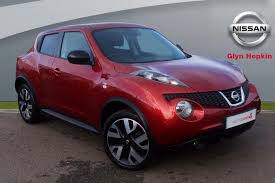 nissan juke flame red used nissan juke red for sale motors co uk