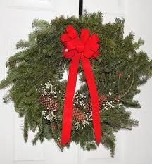 maine balsam wreaths swags centerpieces handmade fresh