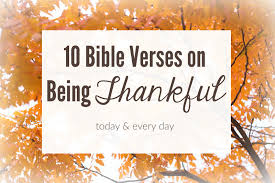 wife mommy thankful 10 thankful bible verses