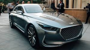 hyundai luxury suv hyundai plans genesis luxury suvs and coupe by 2020