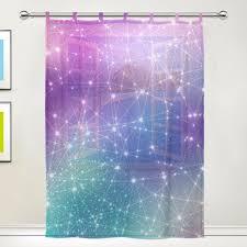 Sheer Purple Curtains by 28 Sheer Purple Curtains Purple Ring Top Sheer Sari Curtain
