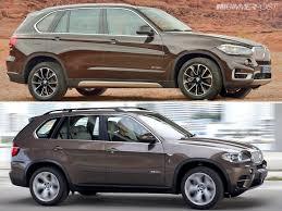 bmw x3 2012 vs 2013 a look at bmw x5 f15 versus outgoing x5 e70 which do you prefer