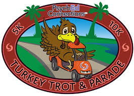 psych ed connections thanksgiving day 10k 5k turkey trot parade